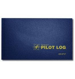 ASA ASA SP-57 Blue Logbook
