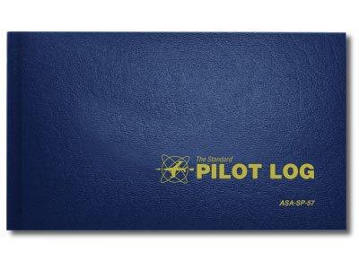 ASA SP-57 Blue Logbook