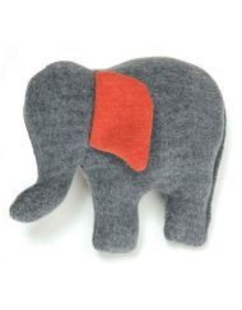 "Ella 8"" Elephant Dog Toy"
