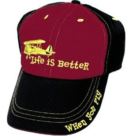 Life is Better Hat