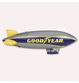 """GOODYEAR LARGE INFLATABLE BLIMP 33"""""""