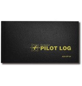 ASA ASA Standard Pilot Log Black