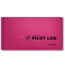 ASA ASA Standard Pilot Log Pink