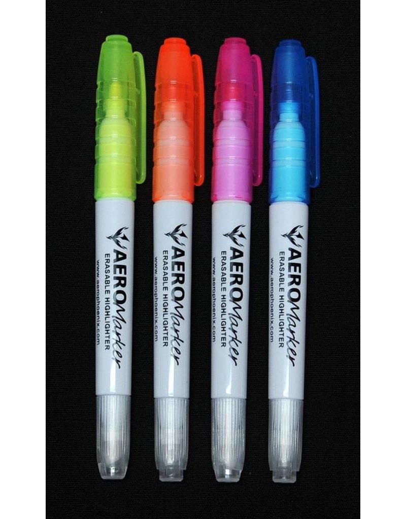Aero Marker Erasable Highlighter