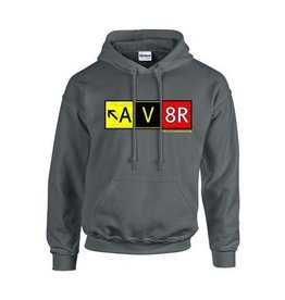 AV8R Sweatshirt (Charcoal Gray)
