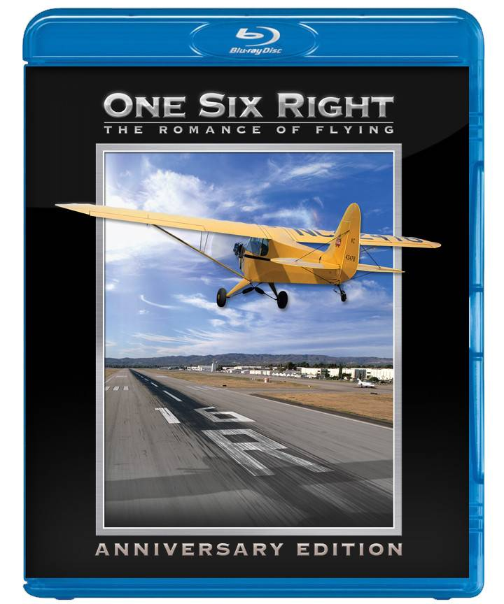 ONE SIX RIGHT Blu Ray Anniversary Edition