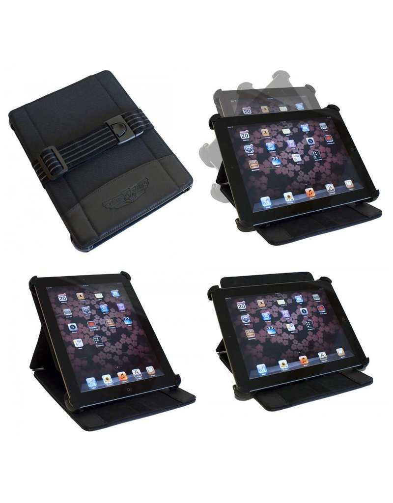 GENESIS X ROTATING IPAD CASE & KNEEBOARD