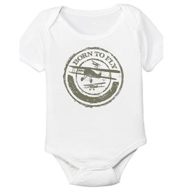 BORN TO FLY Onesie