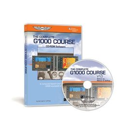 ASA ASA THE COMPLETE G1000 COURSE CD-ROM SOFTWARE