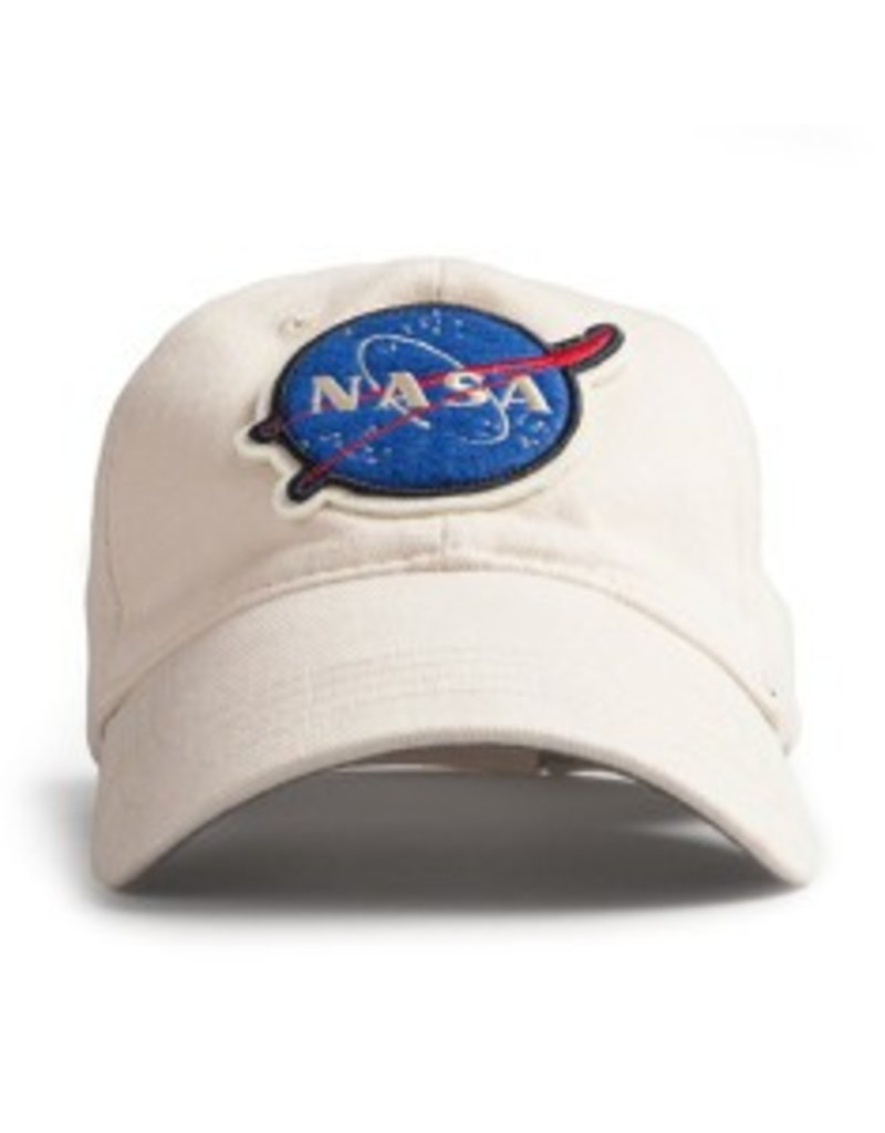 RED CANOE NASA CAP - Stone