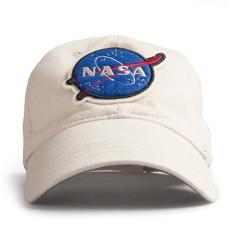 RED CANOE NASA CAP - Stone