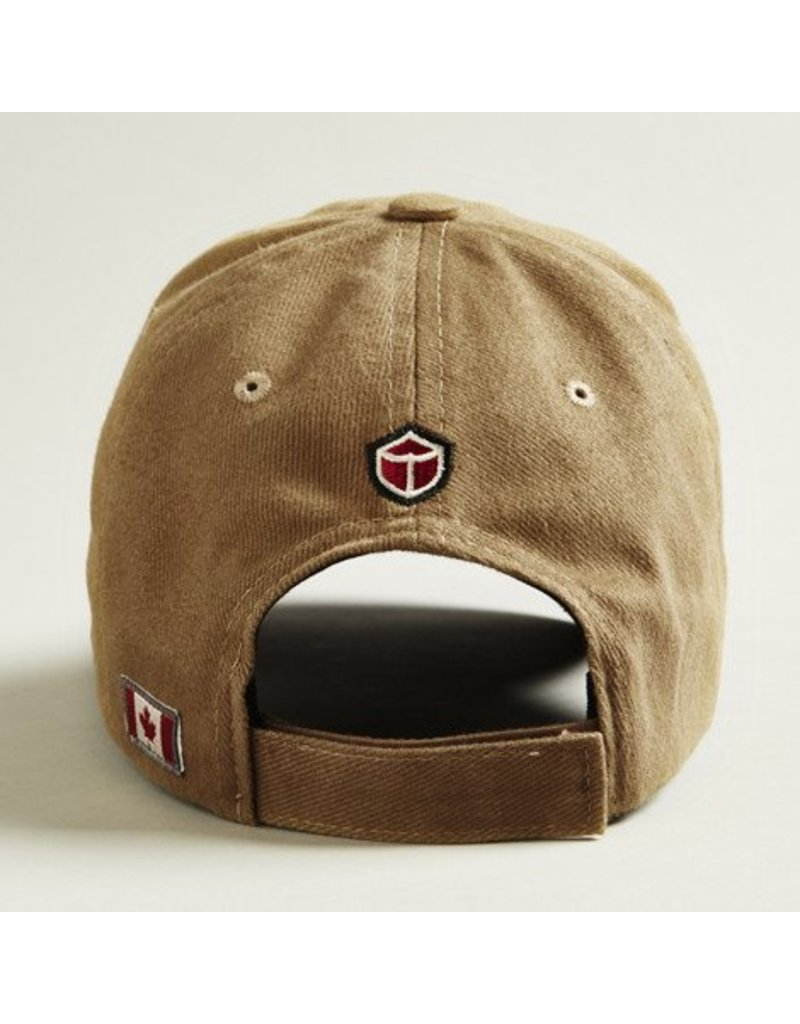 RED CANOE De Havilland Cap - Tan