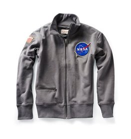 RED CANOE NASA Rocket Scientist Full Zip