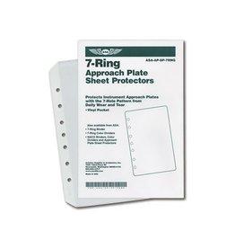 ASA 7-RING CHART PROTECTORS