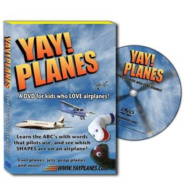 Yay! Planes DVD