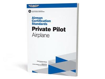 ASA Airman Certification Standards: Private Pilot Airplane