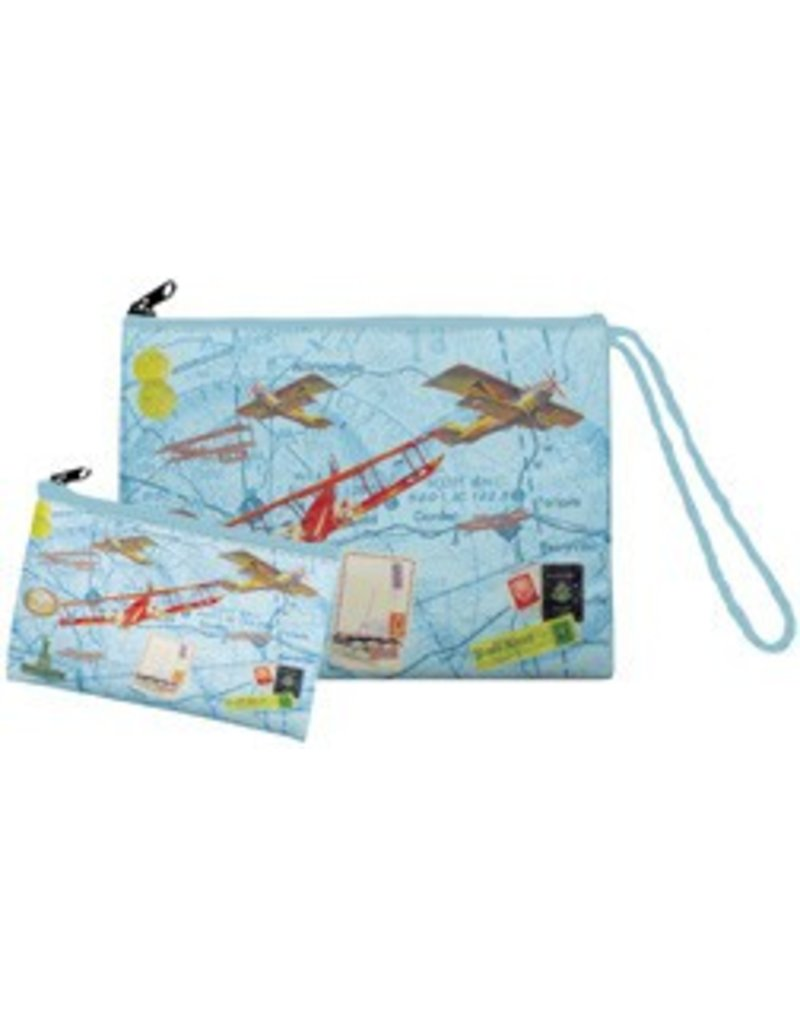 Airplane Purse Set