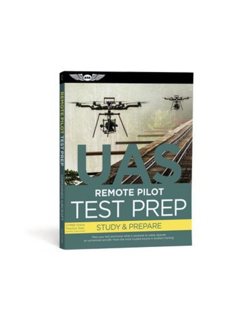 ASA UAS Remote Pilot Test Prep