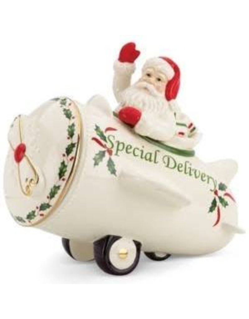 LENOX Countdown 'till Christmas Cookie Jar
