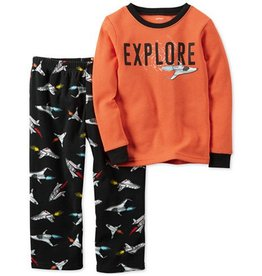 Carter's Explore Pajamas Size 8