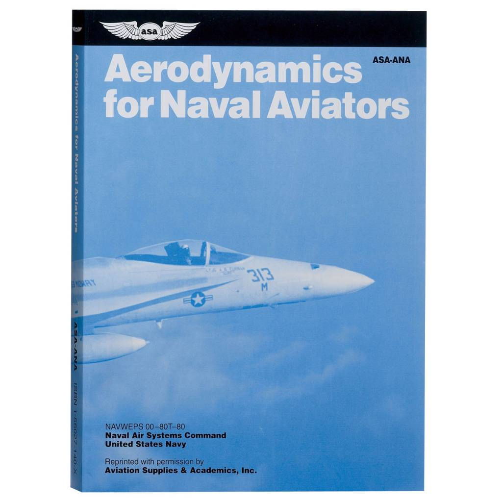 ASA Aerodynamics for Naval Aviators