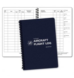 ASA ASA Spiral Bound Aircraft Log