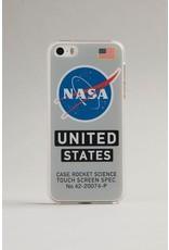 RED CANOE NASA IPHONE CASE