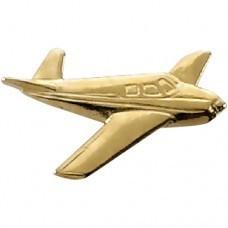 Aviation Pin / Bonanza Airplane