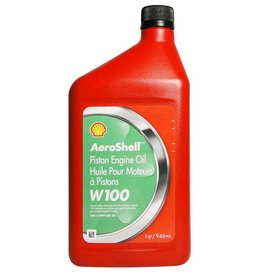 Aeroshell Aviation Oil W100 per quart