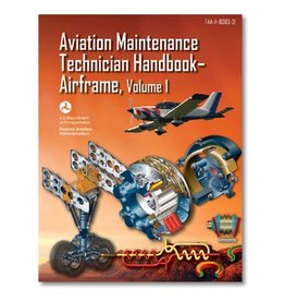 FAA Aviation Maintenance Technician Handbook - Airframe Volume 1