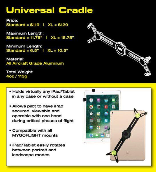 MGF Sport - Universal Cradle