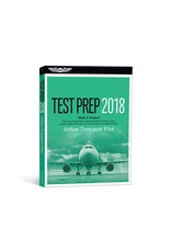 ASA Airline Transport Pilot Test Prep 2018