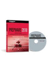 ASA Instrument Rating Prepware 2018 Software DVD