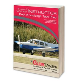 GLEIM Flight/Ground Instructor FAA Knowledge Test