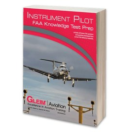 GLEIM INSTRUMENT PILOT FAA KNOWLEDGE TEST PREP