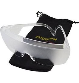 FOGGLES IFR TRAINING GOGGLES - CLEAR