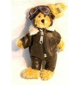 "PILOT BEAR, 8"""