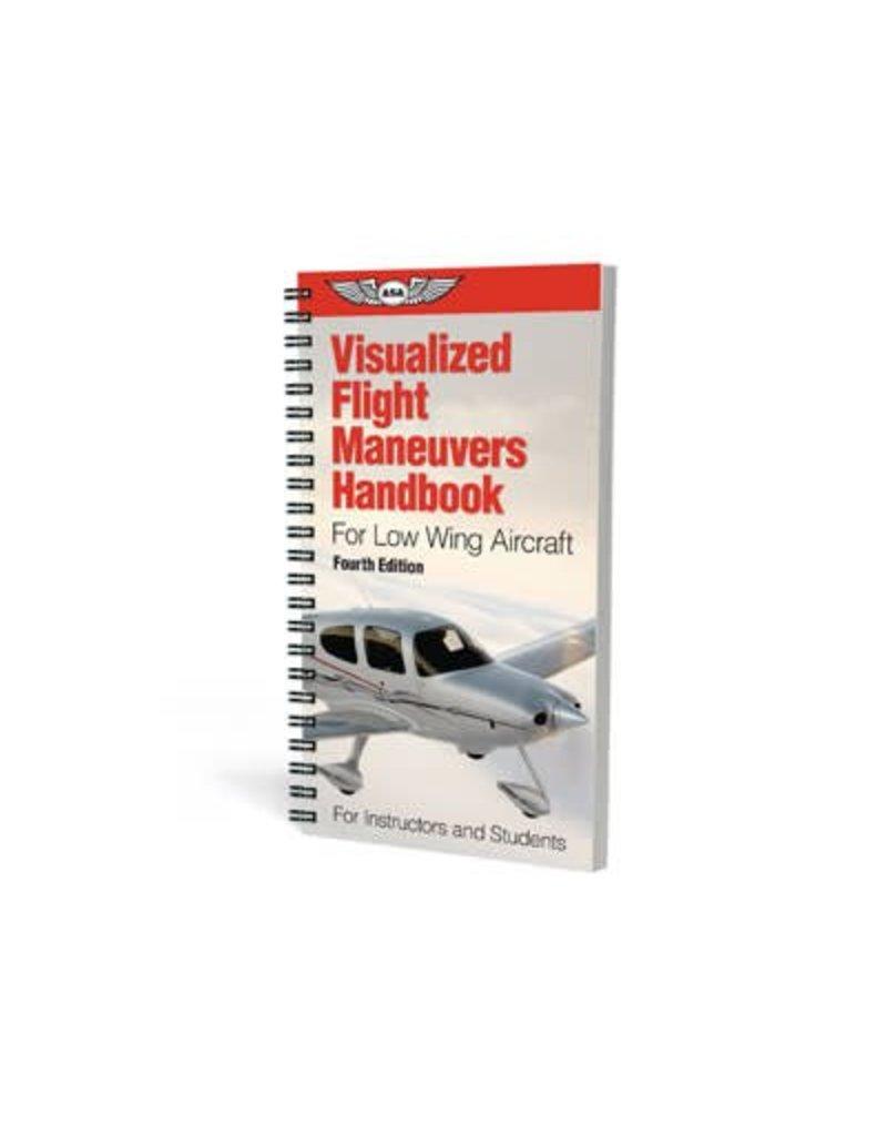 ASA Visualized Flight Maneuvers Handbook For Low Wing Aircraft