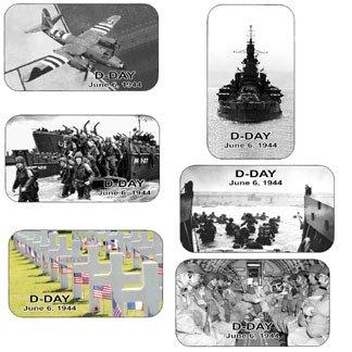 D-Day Mint Tins