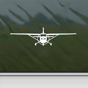 CESSNA 172 SKYHAWK Window Decal Sticker