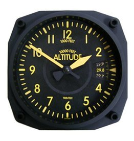 WALL CLOCK, ALTITUDE, 9060 SERIES 6""