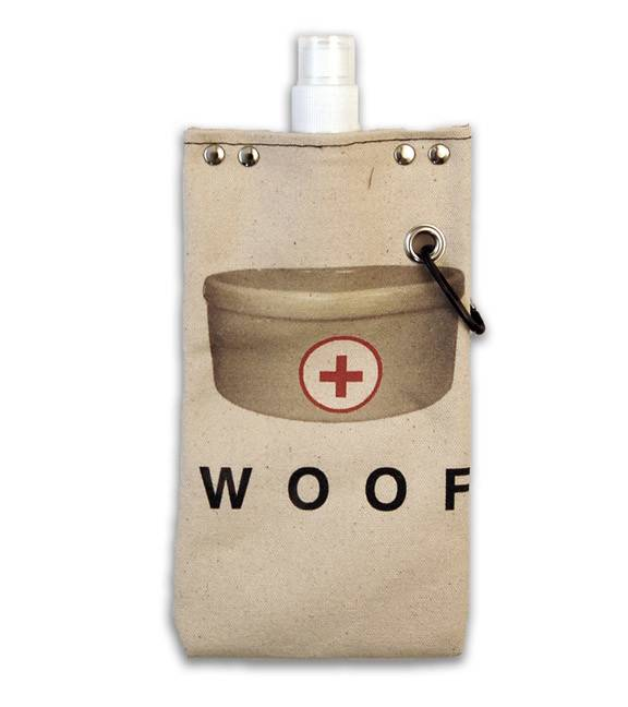 TOTE + ABLE WOOF Water + Beverage Tote