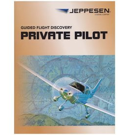 JEPPESEN Jeppesen Private Pilot Textbook