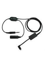 GoPro HERO5/6 Audio Recorder Headset Adapter - Fixed Wing