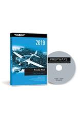 ASA Private Pilot Prepware 2019 Software DVD