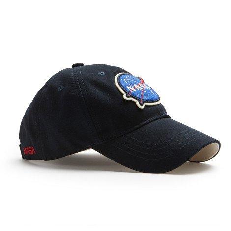 RED CANOE NASA CAP - Navy