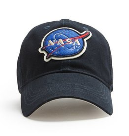 RED CANOE NASA CAP - Navy