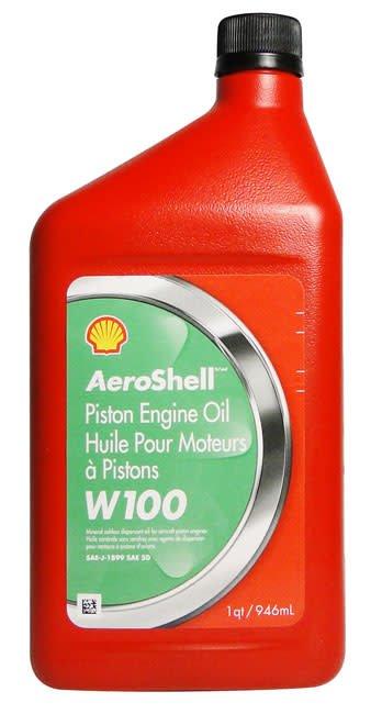 AEROSHELL AVIATION OIL W100 SAE50