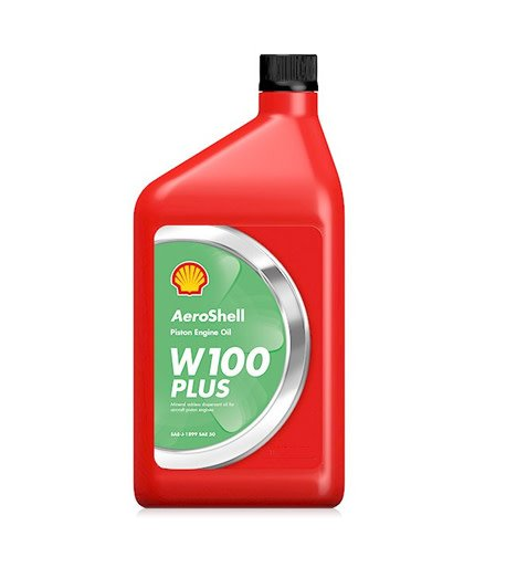AEROSHELL AVIATION OIL W100 PLUS