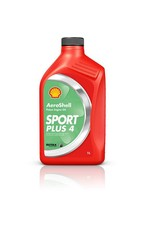 Aeroshell Aviation Oil Sport Plus 4 per 1L